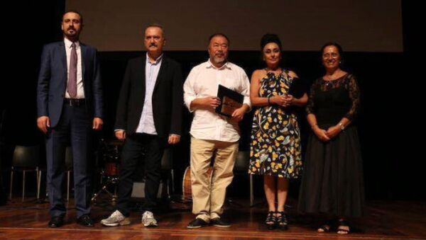 Uluslararası Hrant Dink Ödülleri - Eren Keskin, Ai Weiwei - Sputnik Türkiye