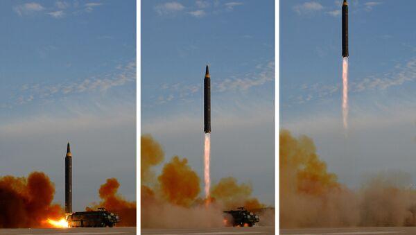 Kuzey Kore- Japonya- Füze - Sputnik Türkiye
