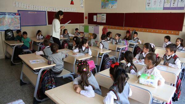 Okul - öğrenci - Sputnik Türkiye