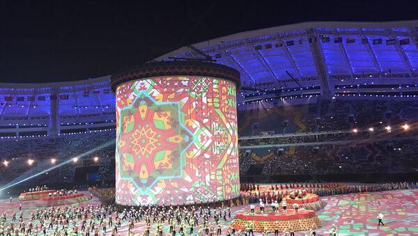 5. Asya Oyunları - Sputnik Türkiye