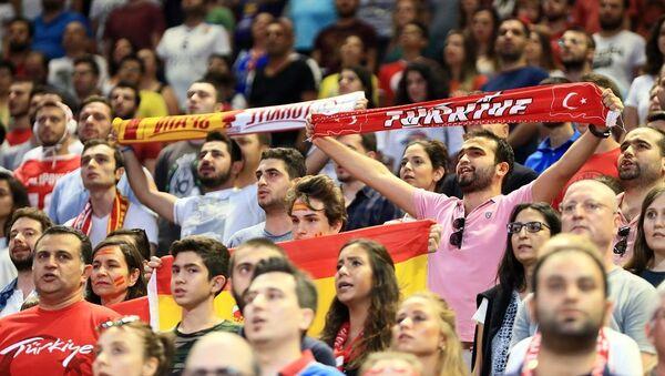 2017 Avrupa Basketbol Şampiyonası - Sputnik Türkiye