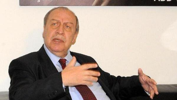Vatan Partisi Genel Başkan Yardımcısı Yaşar Okuyan - Sputnik Türkiye