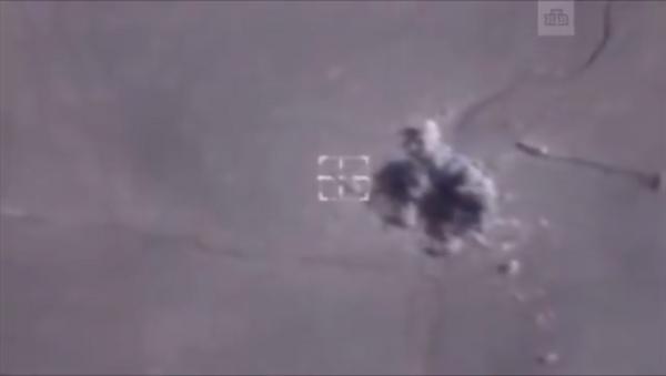 Rus askeri polisleri çembere alan cihatçılar böyle vuruldu - Sputnik Türkiye