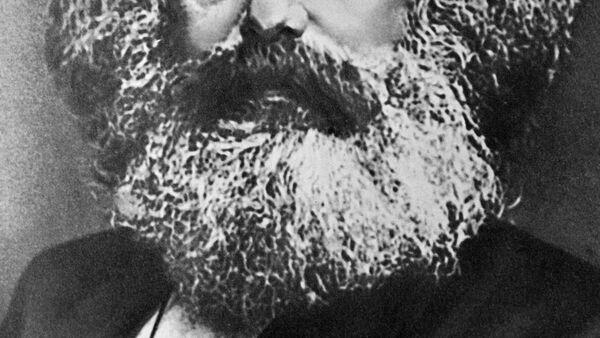 Karl Marx - Sputnik Türkiye