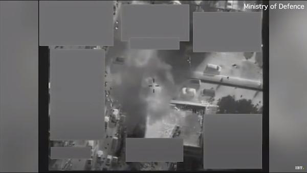 İngiliz ordusuna ait İHA, Suriye'de halka açık infazı engelledi - Sputnik Türkiye