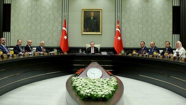 Bakanlar Kurulu toplantısı - Sputnik Türkiye