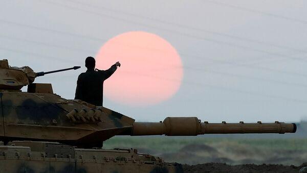 Irak- Sınır- Türk askeri- Tatbikat - Sputnik Türkiye