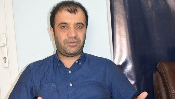 Goran (Değişim) Hareketi Polit Büro Üyesi Karvan Haşim - Sputnik Türkiye
