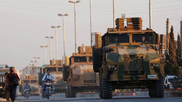 El Bab'daki Türk ordusunun kareleri yayınlandı - Sputnik Türkiye