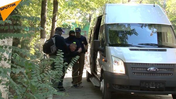 FSB: Kırım'da iki Ukrayna ajanı gözaltına alındı - Sputnik Türkiye