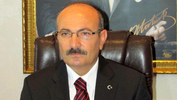 Eski Burdur Valisi Hasan Kürklü, - Sputnik Türkiye