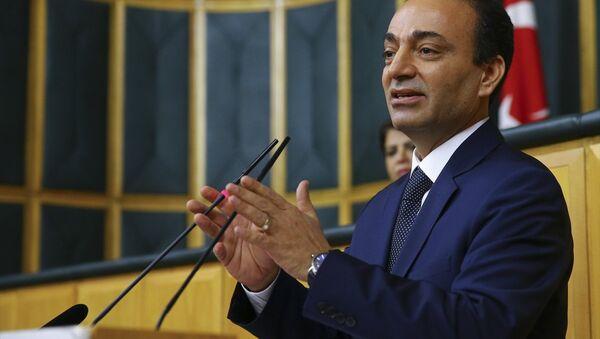 HDP Sözcüsü ve Şanlıurfa Milletvekili Osman Baydemir - Sputnik Türkiye
