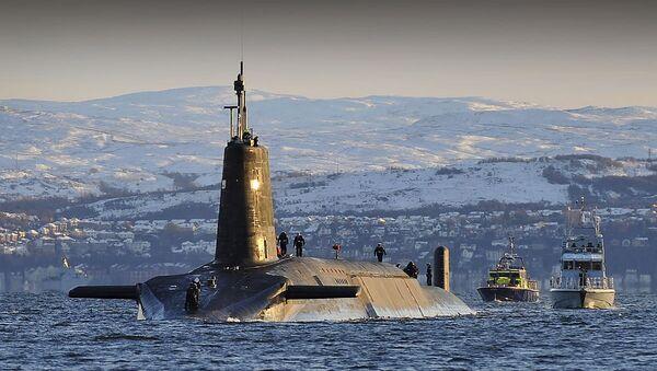 HMS Vigilant - Sputnik Türkiye