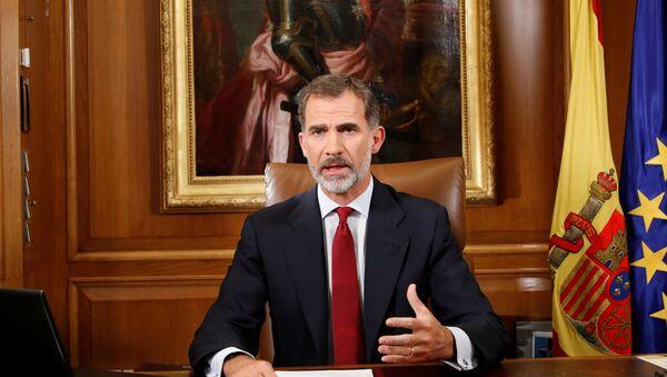 İspanya Kralı 6. Felipe - Sputnik Türkiye