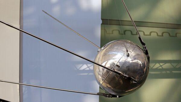 Sputnik 1 uydusu - Sputnik Türkiye