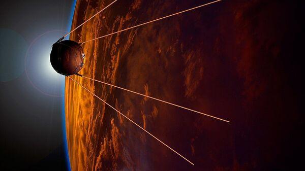 İlk yapay uydunun fırlatılışının 60. yıldönümü - Sputnik Türkiye
