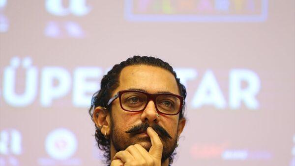 Aamir Khan - Sputnik Türkiye