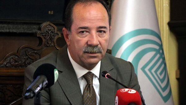Edirne Belediye Başkanı Recep Gürkan - Sputnik Türkiye