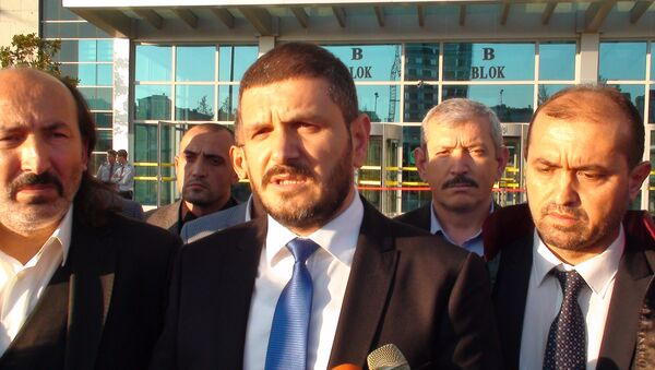 Alperen Ocakları İstanbul Başkanı Kürşat Mican - Sputnik Türkiye