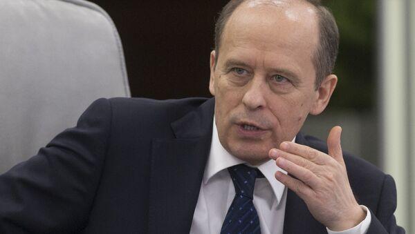 Rusya Federal Güvenlik Servisi (FSB) Başkanı Aleksandr Bortnikov - Sputnik Türkiye