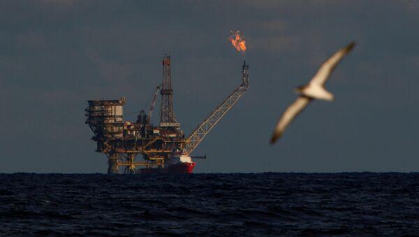 Libya- Petrol platformu - Sputnik Türkiye