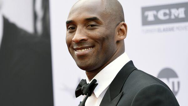Eski NBA oyuncusu Kobe Bryant - Sputnik Türkiye
