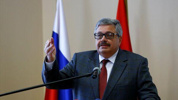 Rusya'nın Ankara Büyükelçisi Aleksey Yerhov - Sputnik Türkiye