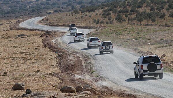 İdlib için sınıra çok sayıda komando ve zırhlı araç sevkiyatı - Sputnik Türkiye