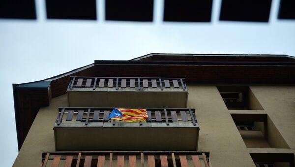 Katalonya bayrağı - Sputnik Türkiye