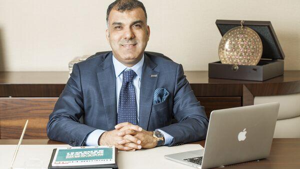Türk Girişim ve İş Dünyası Konfederasyonu (TÜRKONFED) Yönetim Kurulu Başkanı Tarkan Kadooğlu - Sputnik Türkiye