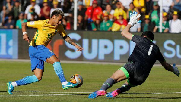 Brezilya millî futbol takımı - Sputnik Türkiye