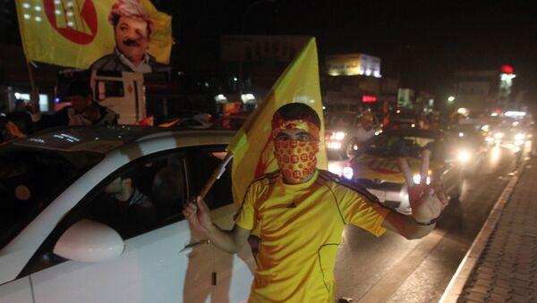 Kürdistan Demokrat Partisi (KDP) - IKBY - Sputnik Türkiye