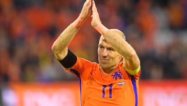 Arjen Robben - Sputnik Türkiye