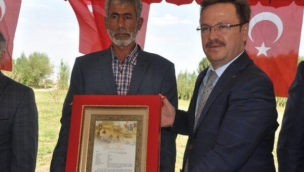 Sefter Taş'ın babası Aydın Taş - Sputnik Türkiye