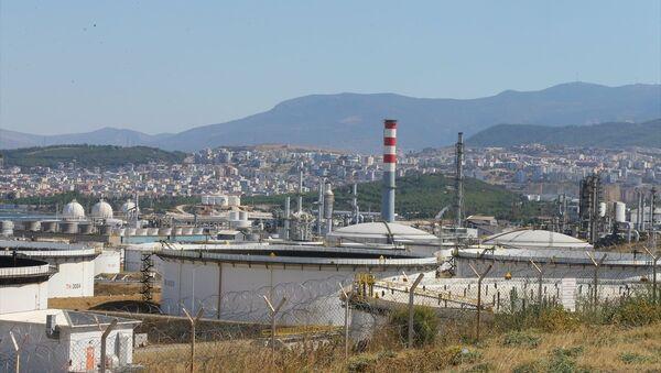 Tüpraş - Sputnik Türkiye