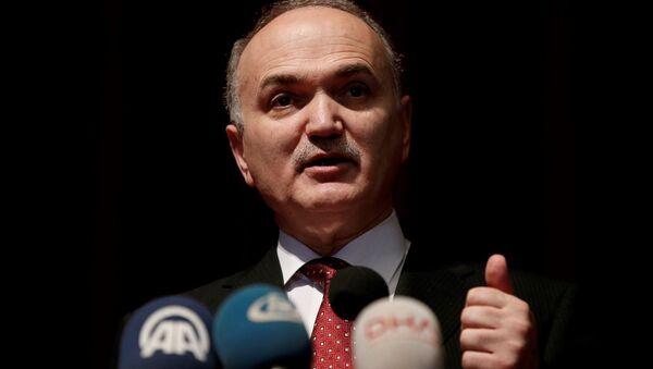 Bilim, Sanayi ve Teknoloji Bakanı Faruk Özlü - Sputnik Türkiye