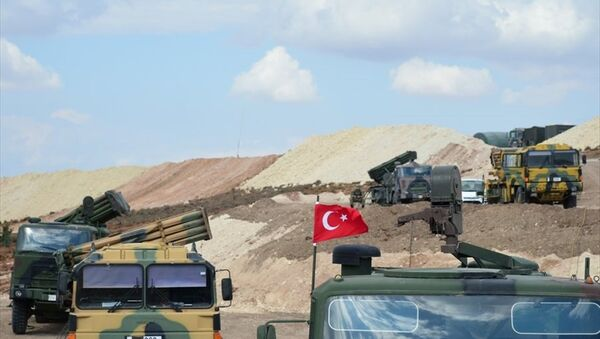 TSK'nın İdlib operasyonu - Sputnik Türkiye