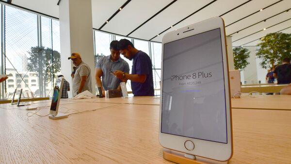 iPhone 8 Plus - Sputnik Türkiye