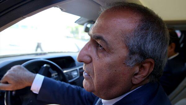 ABD'nin tutuklu konsolosluk çalışanı Metin Topuz'un avukatı Halit Akalp - Sputnik Türkiye