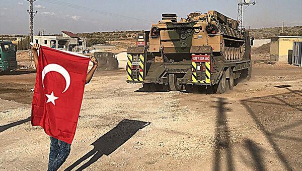 İdlib için askeri hareketlilik sürüyor - Sputnik Türkiye
