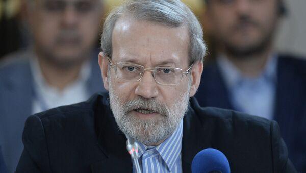İran Meclis Başkanı Ali Laricani - Sputnik Türkiye