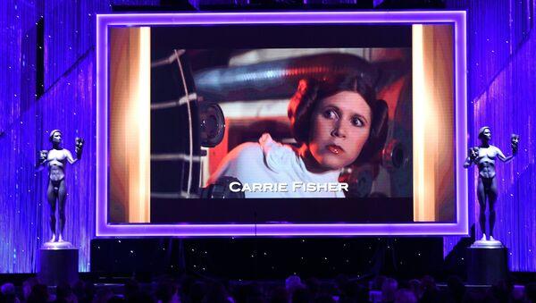 Carrie Fisher - Sputnik Türkiye
