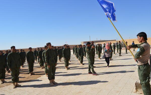 ABD'den DSG'ye eğitim - Sputnik Türkiye