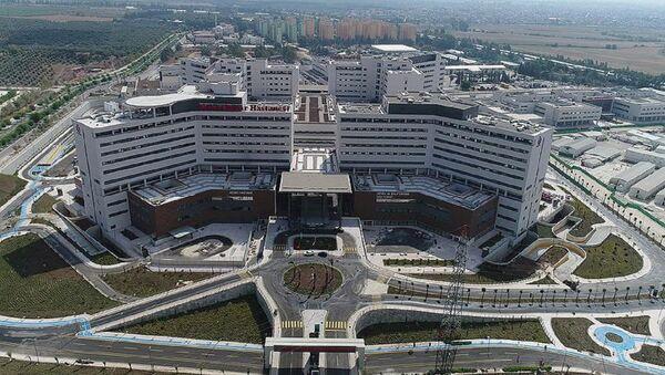 Adana Şehir Hastanesi - Sputnik Türkiye