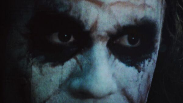 Heath Ledger-Joker - Sputnik Türkiye