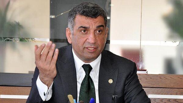 CHP Tunceli Milletvekili Gürsel Erol - Sputnik Türkiye