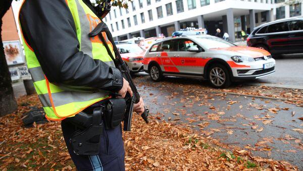 Almanya- Münih- Polis - Sputnik Türkiye