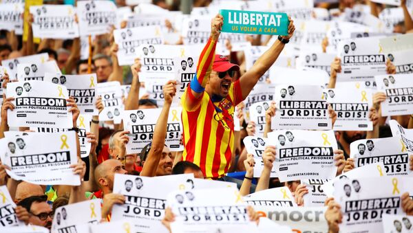 Barcelona - Katalonya - Sputnik Türkiye