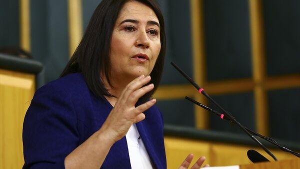 HDP Eş Genel Başkanı Serpil Kemalbay - Sputnik Türkiye