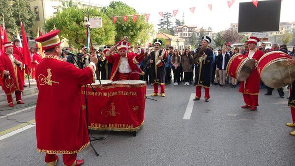 Trabzon'da fetih yıldönümü kutlamaları - Sputnik Türkiye